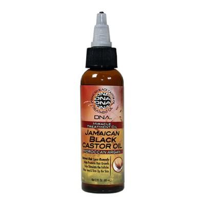 My DNA Jamaican Black Castor Oil - Moroccan Argan 2 oz