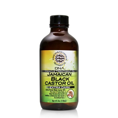 My DNA Jamaican Black Castor Oil - Extra Dark 4 oz