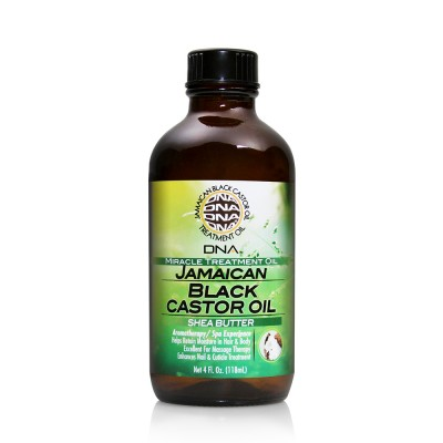My DNA Jamaican Black Castor Oil - Shea Butter 4 oz