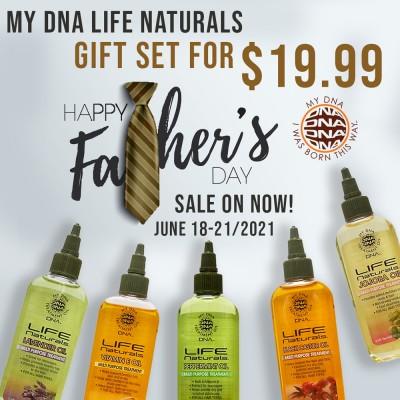 My DNA Life Naturals Oil Set