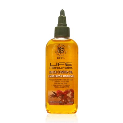 MY DNA Life Naturals - Black Castor Oil 3.5 oz